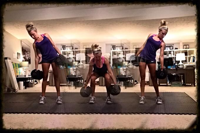 Labor Day Workout, Melanie Mitro, Chalean Extreme, Burn
