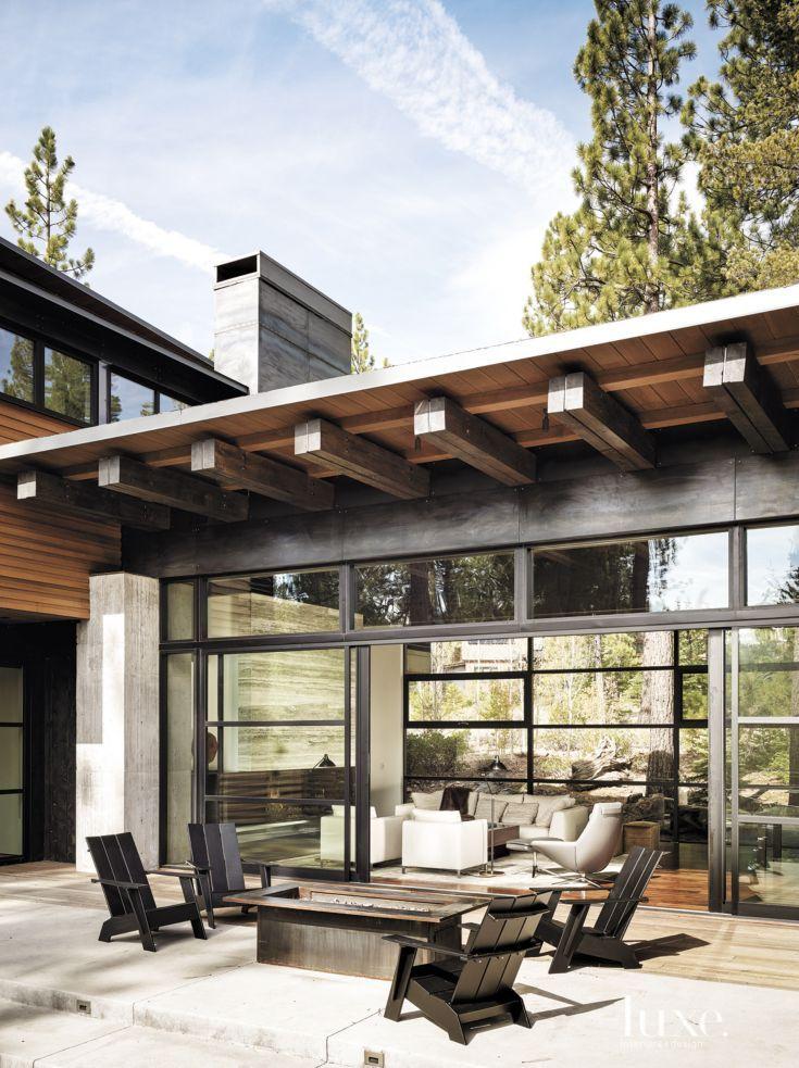 Best 11 Concrete Cedar Architect Greg Faulkner Designed This 400 x 300