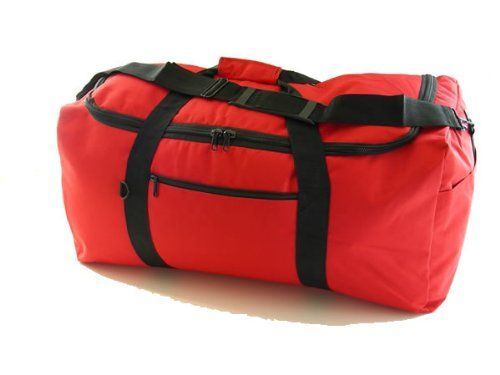 DuffelGear 30 Duffel Bag Red ** Continue to the product at the image link. (Note:Amazon affiliate link) #LuggageTravelGear