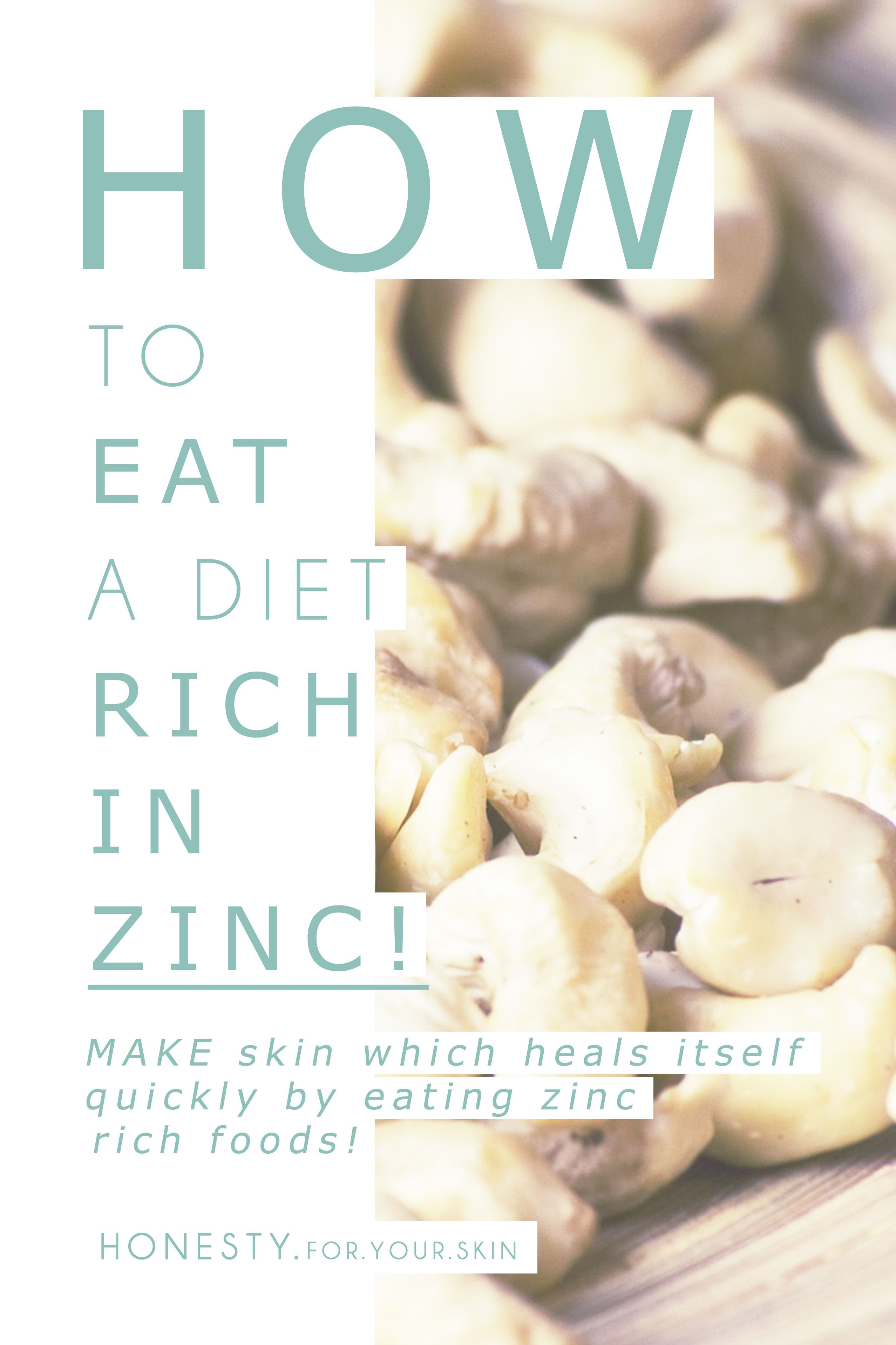 Zinc in Skincare Why You Need Zinc and What it Does