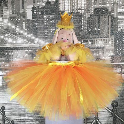 Новогодний костюм «Золотая Рыбка». Юбочка с хвостиком ...
