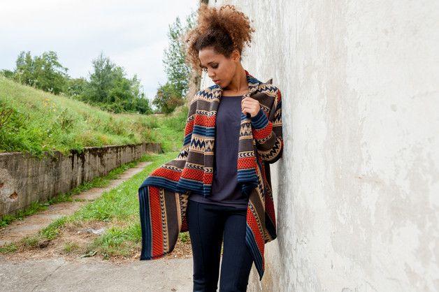 Wickeljacken - Merino Pullover - ein Designerstück von KOKOworld bei DaWanda