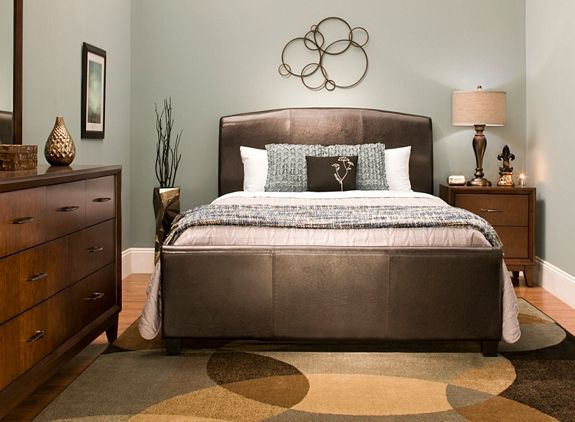 Queen Bedroom Set | Bedroom Sets | Raymour And Flanigan Furniture