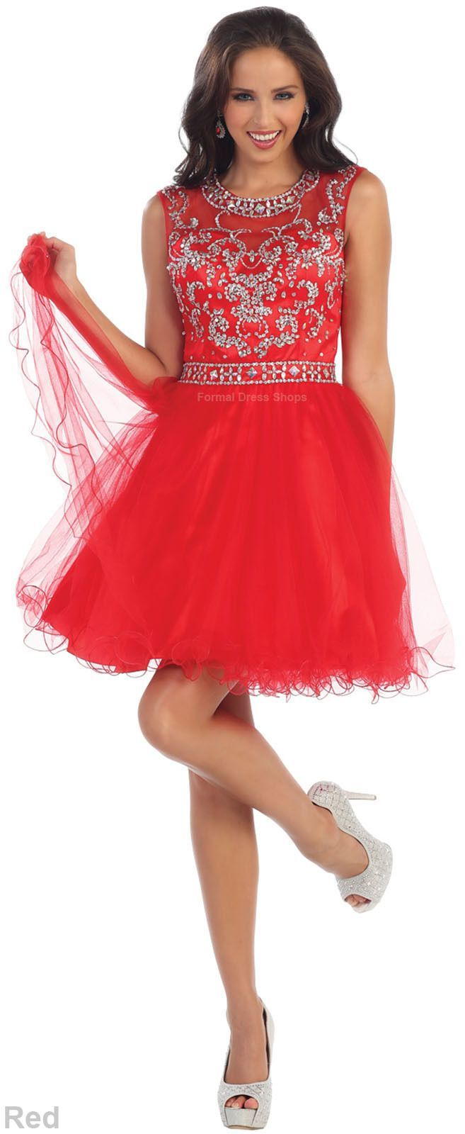 Cocktail short prom dress sweet party homecoming bridesmaid semi