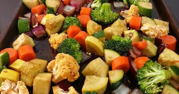 Balsamic Roasted Vegetables | Recipe | Roasted Vegetables, Vegetables and Balsamic Vinegar