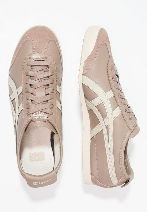the best attitude bf819 5ab6d Onitsuka Tiger MEXICO 66 - Trainers - taupe grey/latte for ...