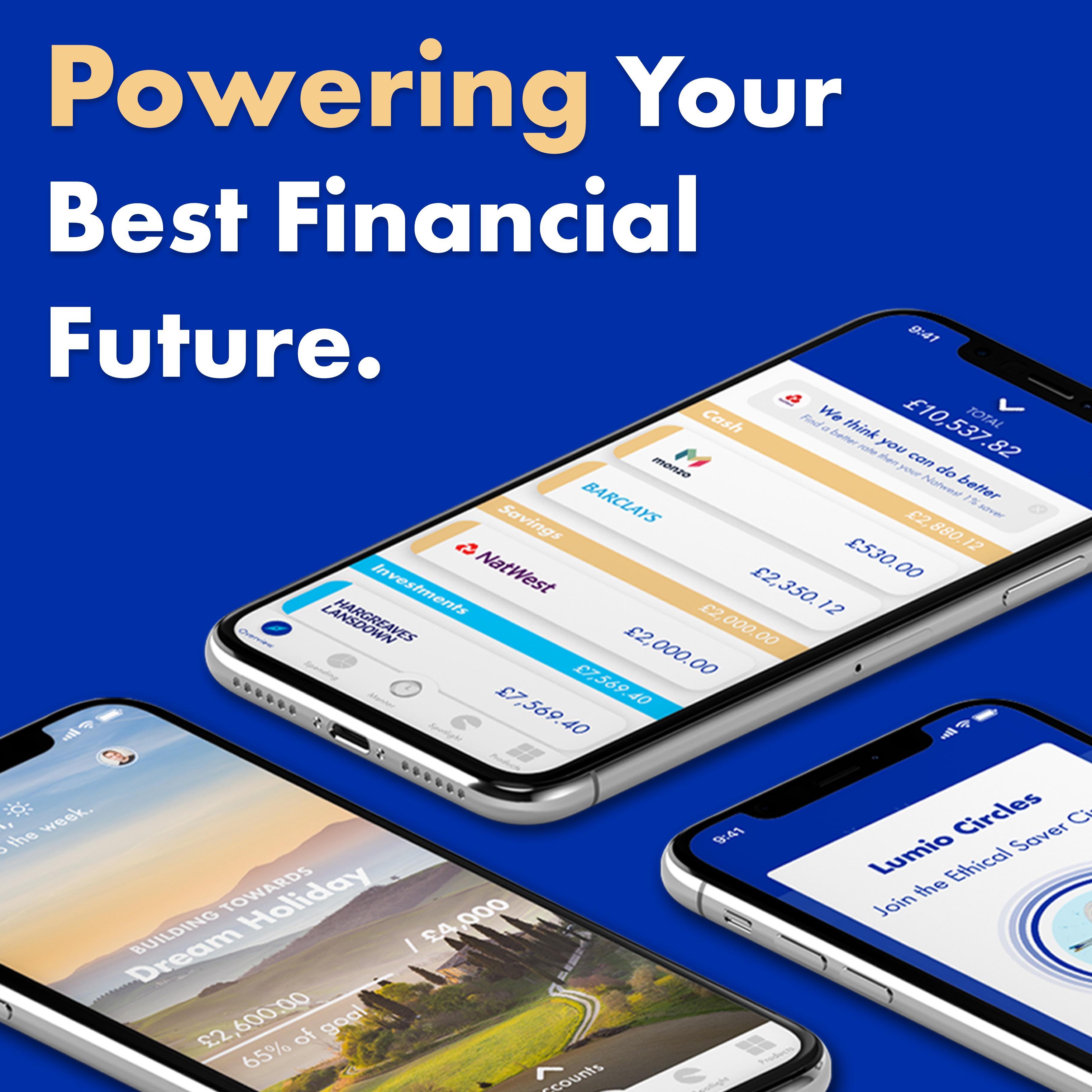 Lumio Instantly Helps You Switch To The Best Savings And