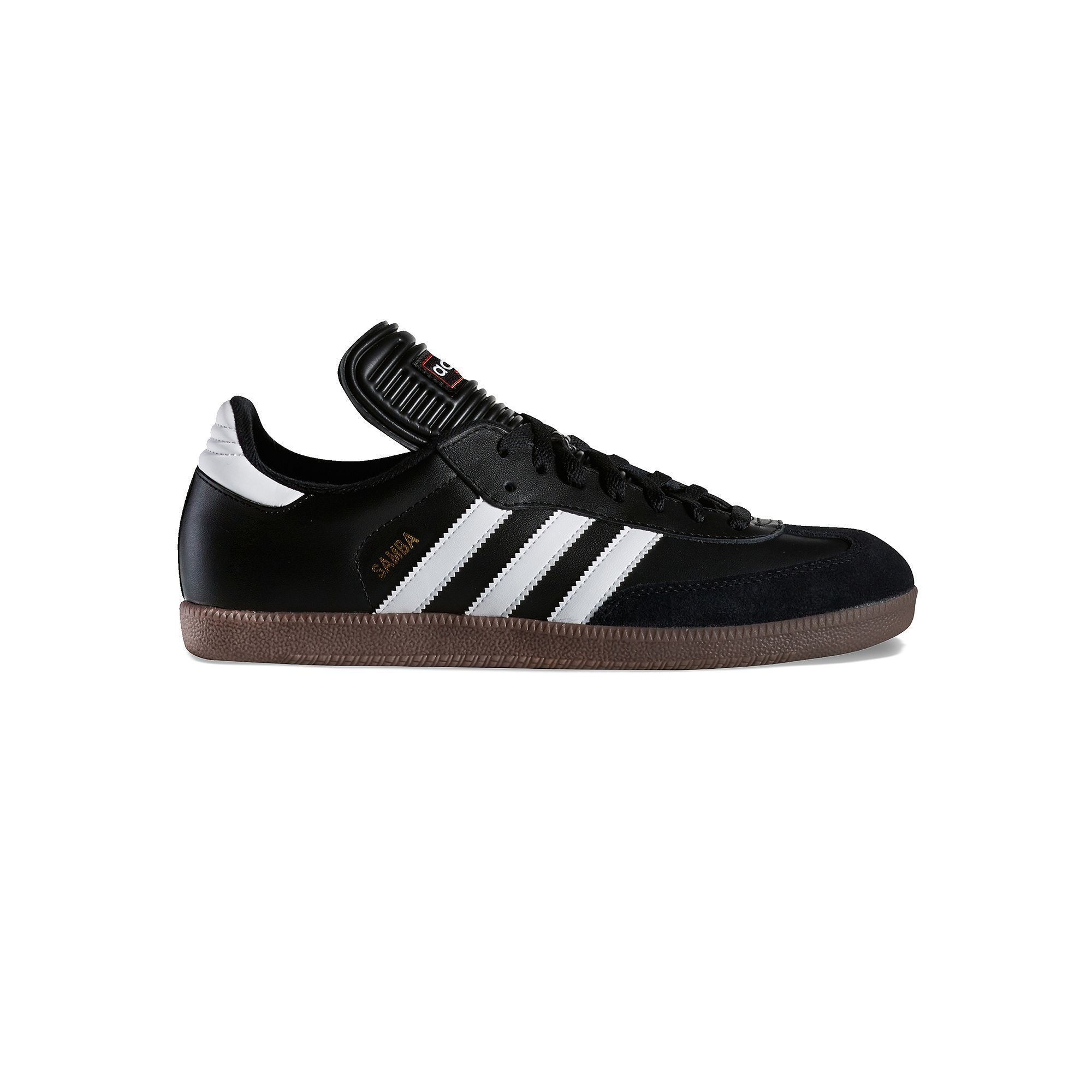 8e75035c7fa ... order adidas samba indoor soccer shoes men size 7 black durable be7c1  cdca1