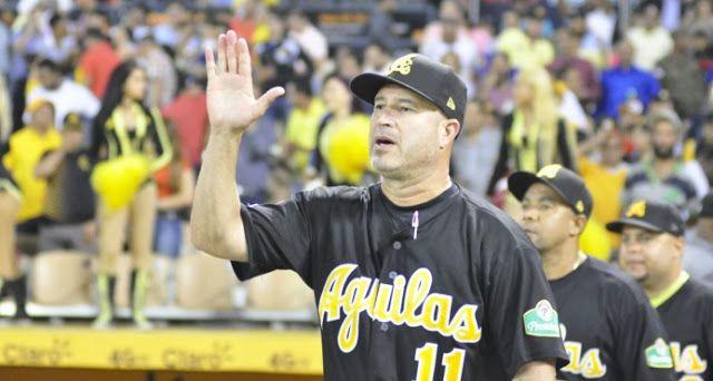 #LIDOM: Manny Acta pondera pitcheo de relevo del conjunto aguilucho