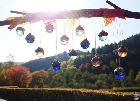 Photo of Einfach und schnell tolle Herbstdeko basteln!