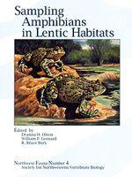 Sampling Amphibians in Lentic Habitats Deanna H. Olson, William P. Leonard, R. Bruce Bury (Editors) Society for Northwestern Vertebrate Biology, 1ª edição, 1997 Tipo: Brochura  Número de páginas: 134  Methods and Approaches for the Pacific Northwest (Northwest Fauna 4).