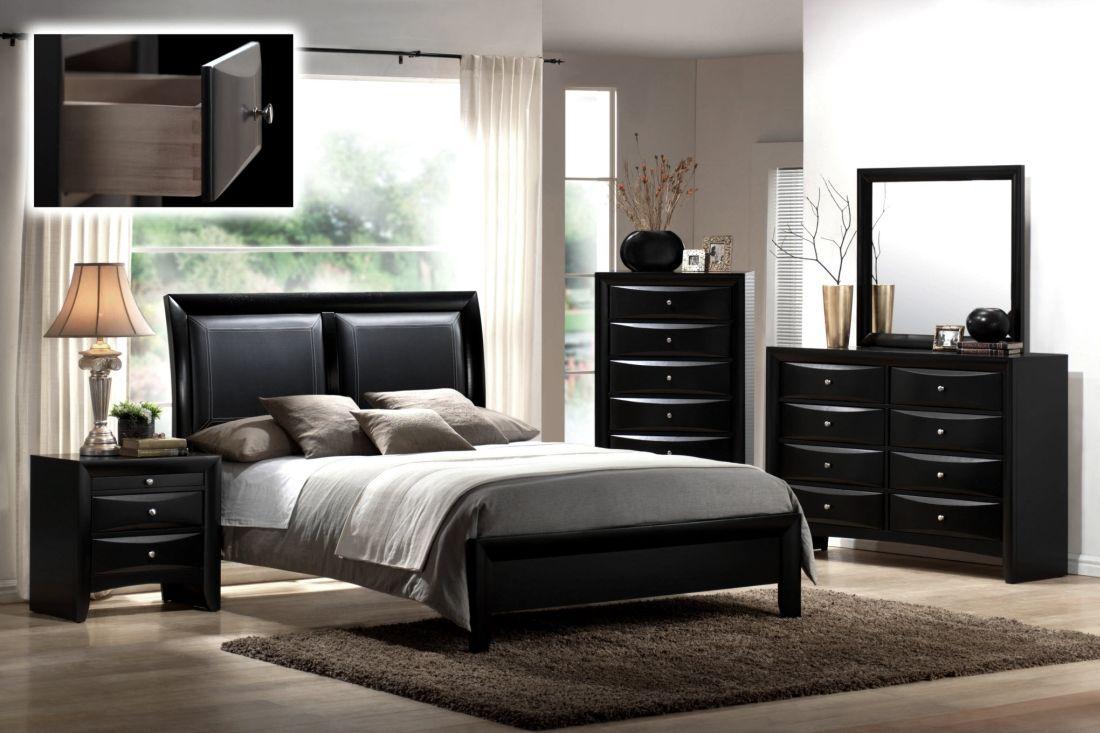 6pc emily queen bedroom set bel furniture houston san antonio