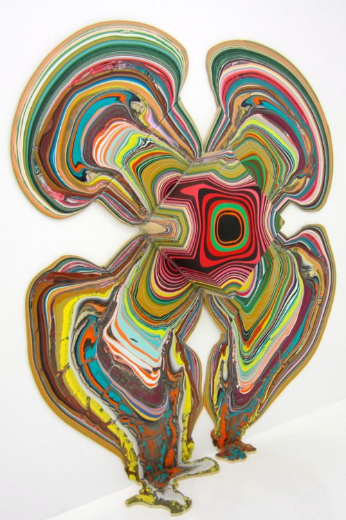 Holton Rower art