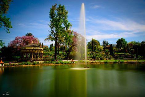 Bild könnte enthalten: Himmel, Baum, im Freien, Natur und Wasser