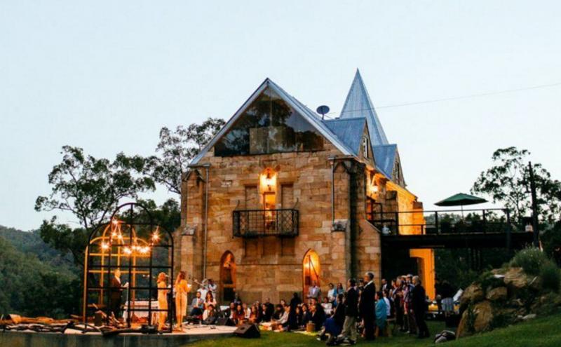 Australias Most Unusual Wedding Venues