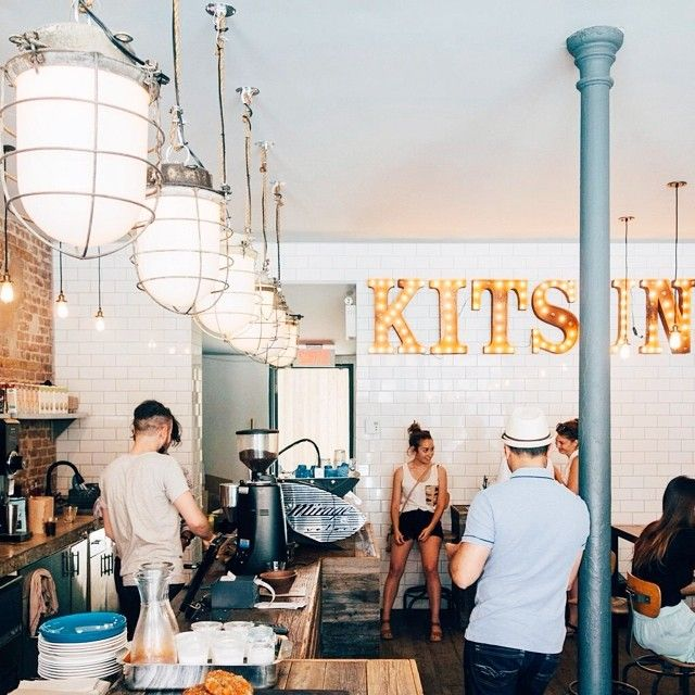 Kitsune Cafe in Montreal - Photo by Inayali