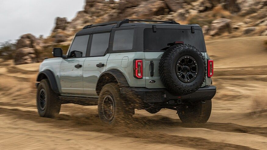 2021 Ford Bronco First Look More Than Nostalgia in 2020