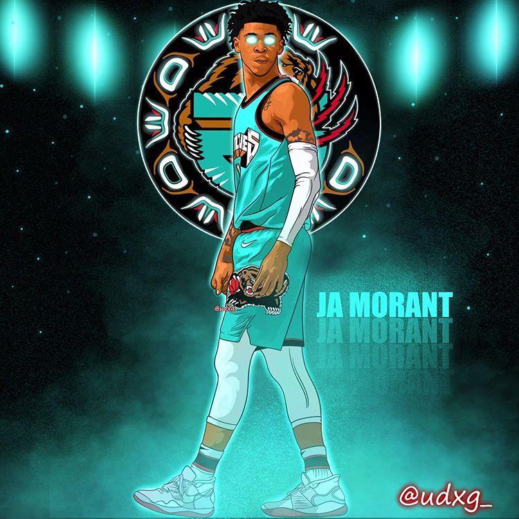 Unique Gipson On Instagram Jamorant Swipe For Image Tag Jamorant Nba Basketball Art Nba Wallpapers Basketball Players Nba Cool wallpapers basketball players