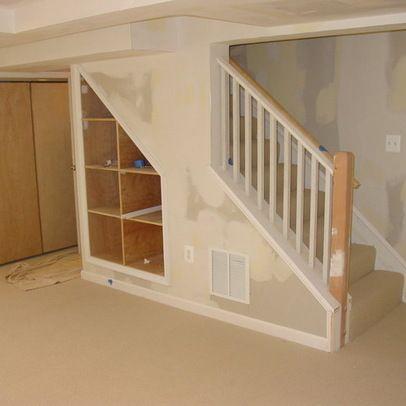 Basement Stair Designs basement decorating ideas |  design on basement stairs design