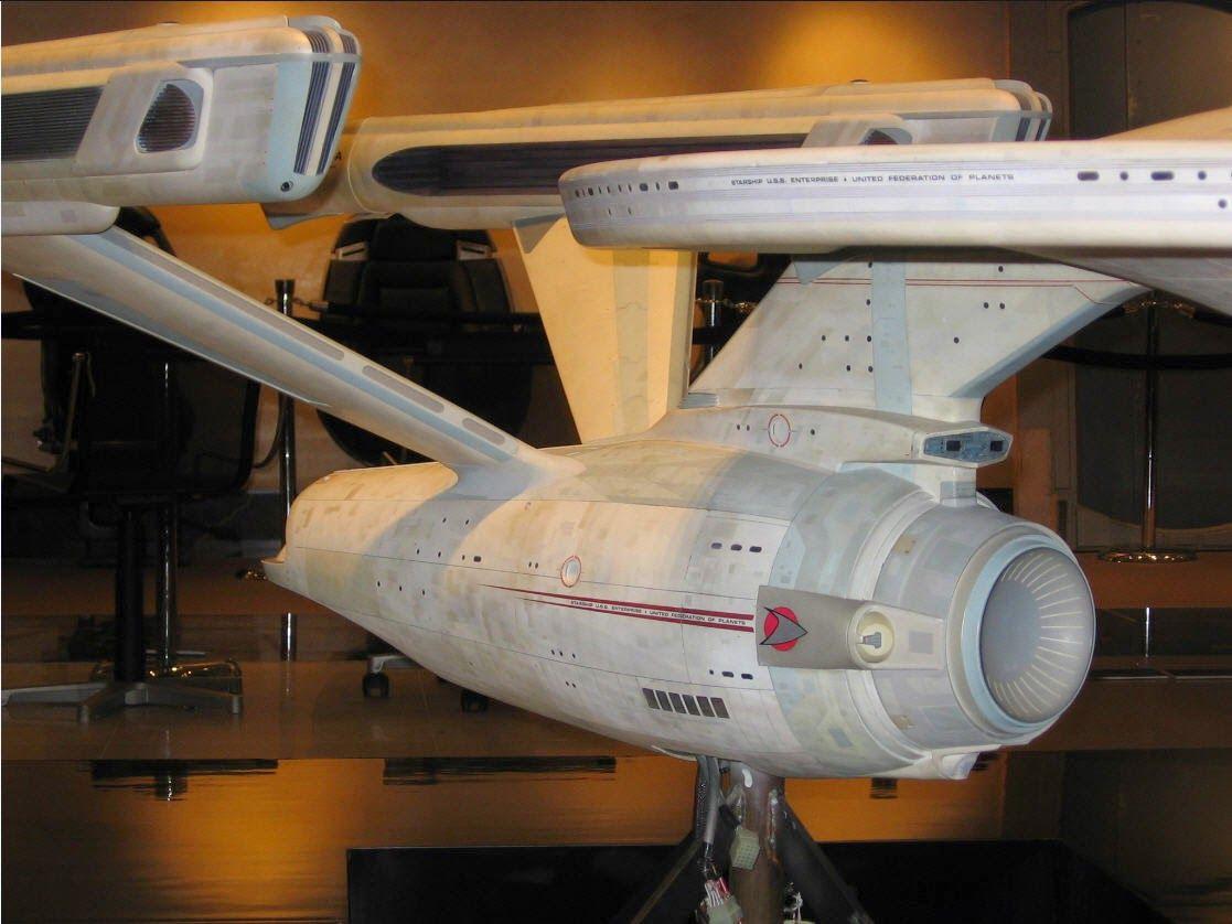Star Trek : 1701 Rebuild