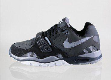 super popular 5fb1c dadae Nike Air Trainer SC II Low (Anthracite   Cool Grey - Black - Pure Platinum)