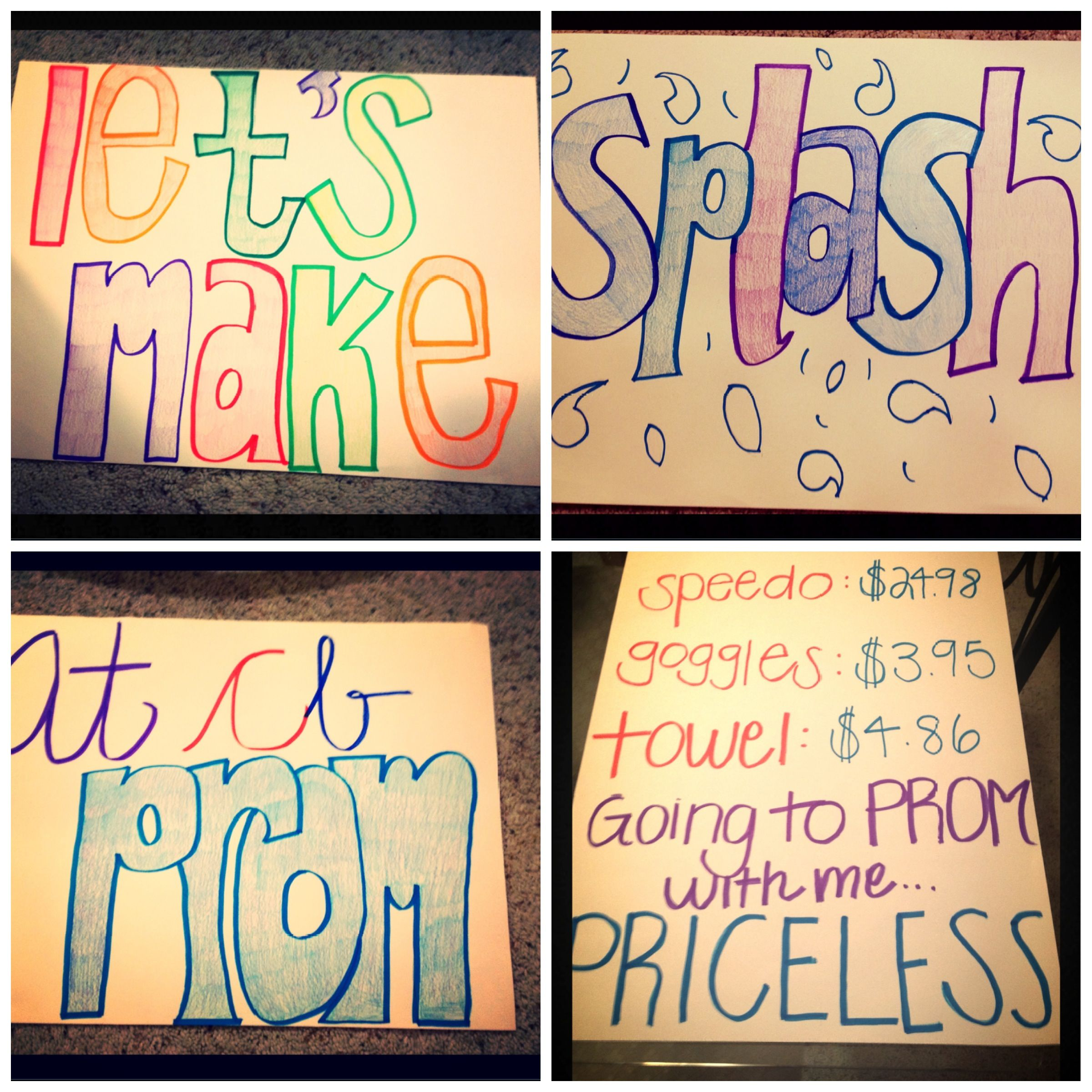 How I Plan On Asking Matt To Prom This Week! So Excited