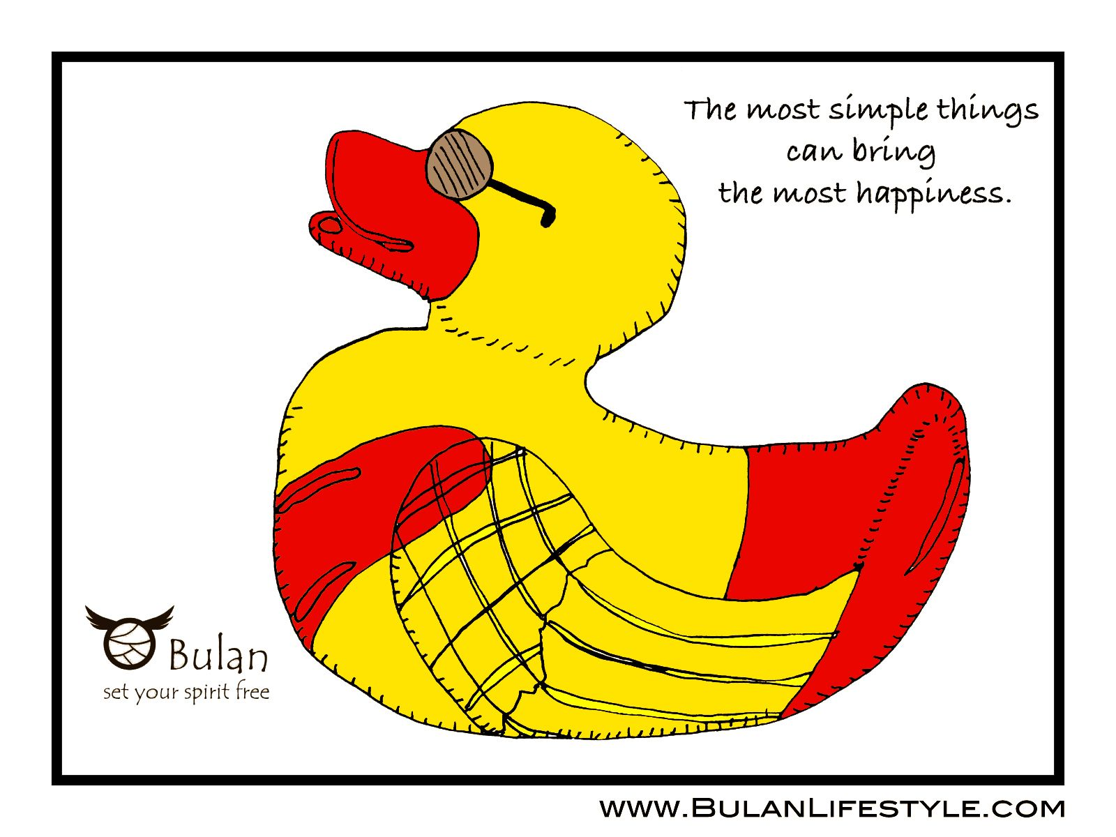 Quotes 0F The Day Sketch Of The Day No 215 Rubber Duck Inspirational Quote  Rubber