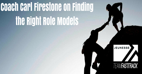 Do you have a Role Model? We talk about finding the right one here: http://bit.ly/1V948Yl #TeamFastTrack
