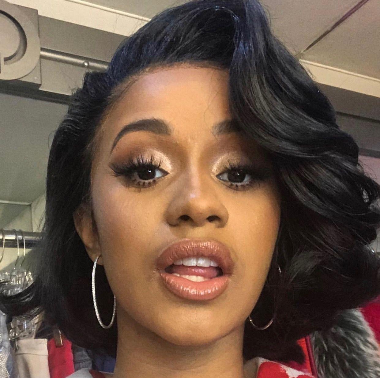 Cardi Follow Annika Grant Bardi Gang In 2019 Cardi B Hairstyles