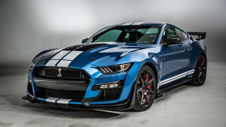 2020 Ford Mustang Shelby GT500 is a 700-horsepower Detroit brawler -
