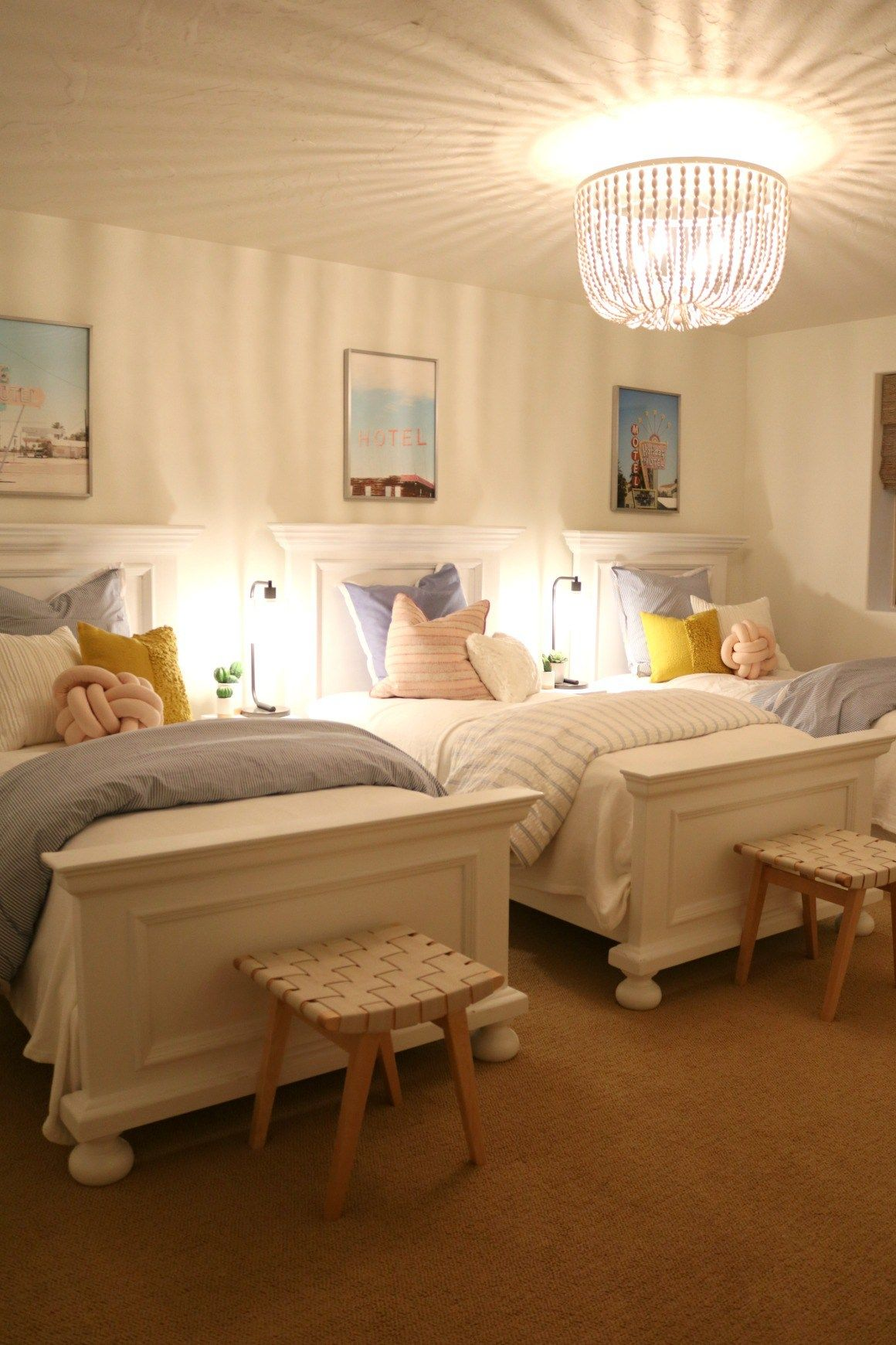Bedding and Bedroom Makeover-Simple Tips images