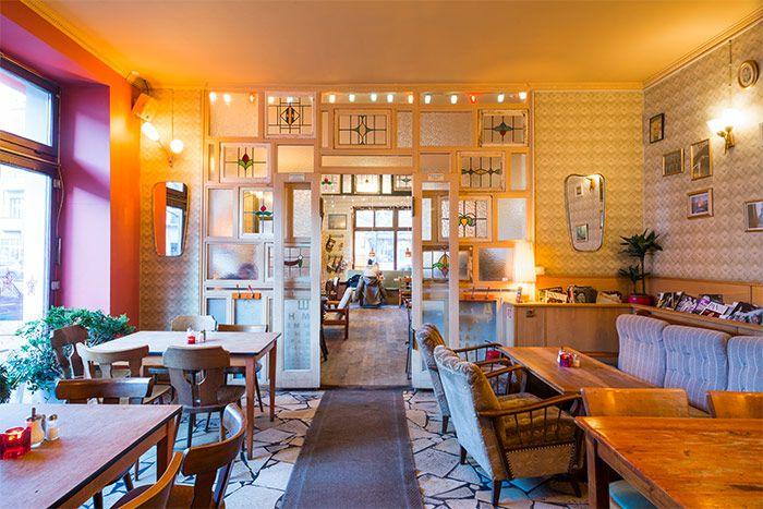 Café Datscha, Berlin Friedrichshain
