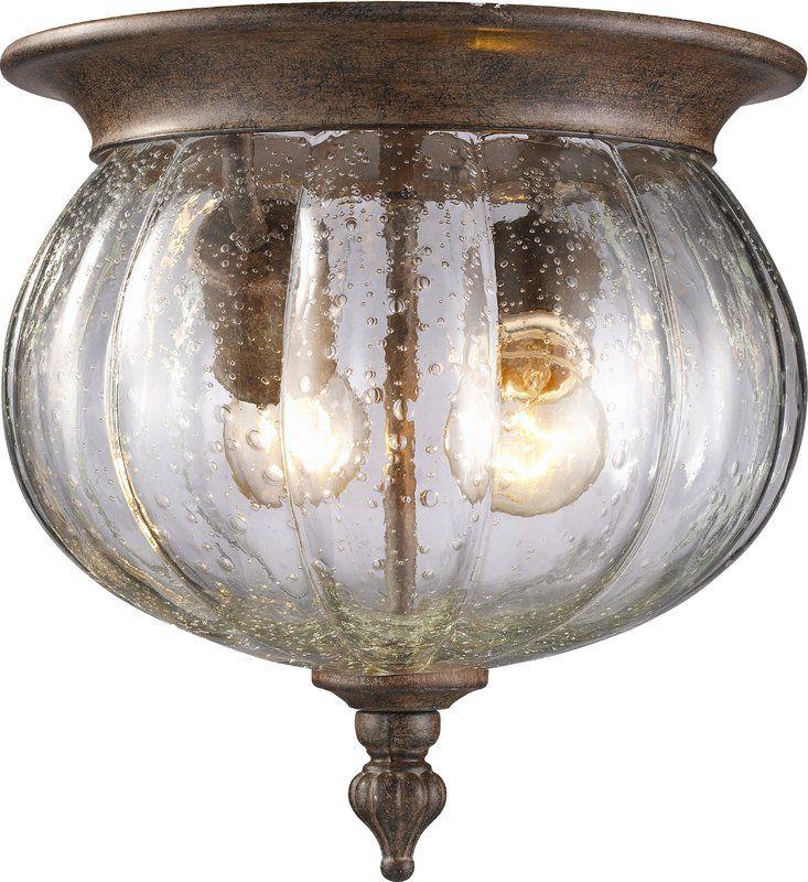 Belmont 2 light flush mount · ceiling fansceiling