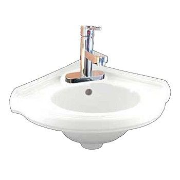 #Bathroom #Corner Sink Portsmouth Chrome Wall Mount  # 17641 Shop --> http://www.rensup.com/Corner-Sinks/Corner-Sinks-China-Portsmouth-Faucet-or-Drain-or-p-trap-Corner-Sink/pd/17641.htm?CFID=1300087&CFTOKEN=7f2e3d8166c0908b-F054D294-F035-BA2E-74C9B1EECE8DF9C4