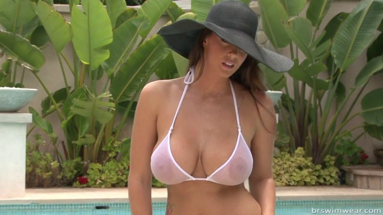 Micro String Bikini Video