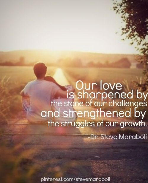Quotes About Love Growing Stronger