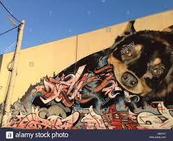 Znalezione obrazy dla zapytania dog graffiti