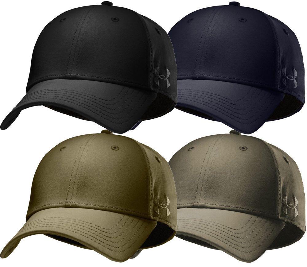 fc7bbc87a1e Under Armour Mens Tactical PD Hat  UnderArmour