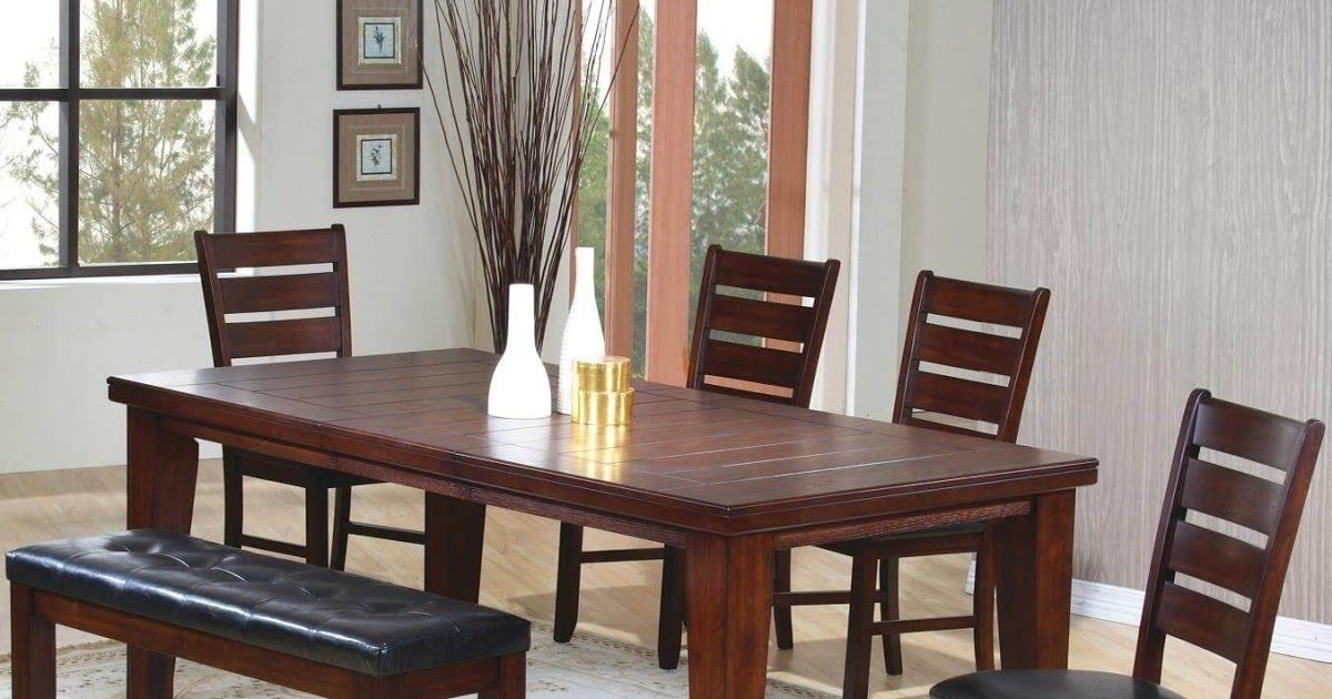 26 Big U0026 Small Dining Room Sets With Bench Seating Hello