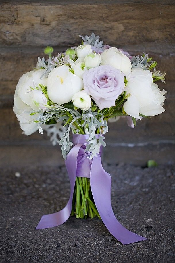 Purple Grey Lavendar Wedding Toronto St George S Golf And Country