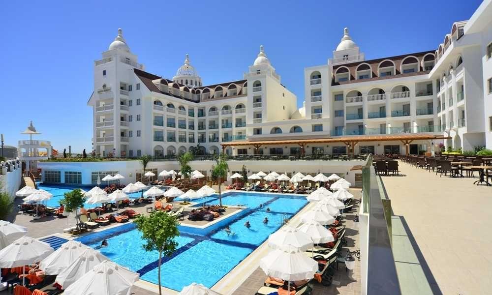 Turciya Side 13 050 R Na 7 Dnej S 09 Maya 2017 Otel Side Crown Serenity Hotel 5 Podrobnee Http Naekvatoremsk Ru Tours Turciya Side 242 Oteli Turciya Tur