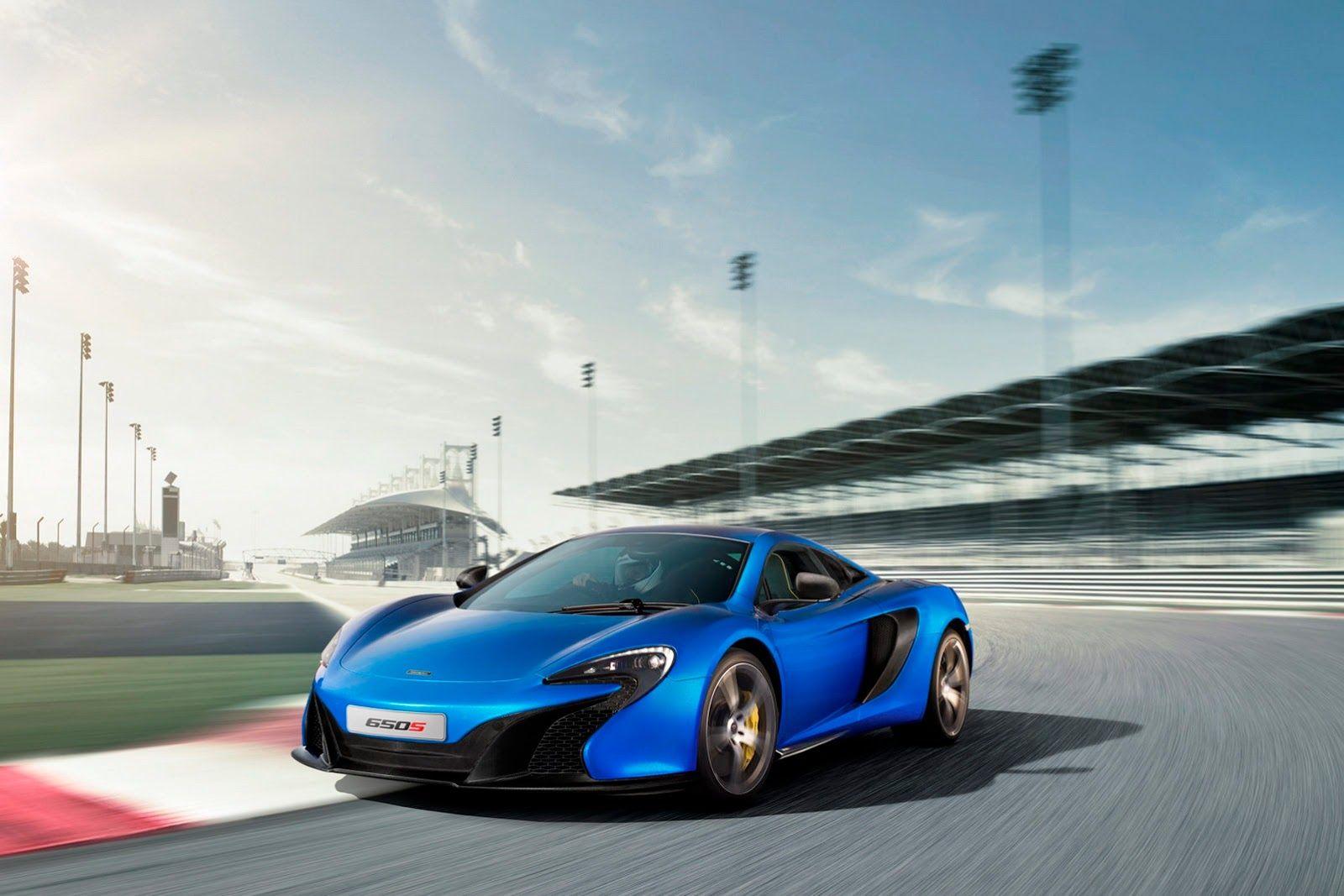 I vista del Salone di #Ginevra sono state pubblicate ufficialmente le foto ufficiali della #McLaren #650S.