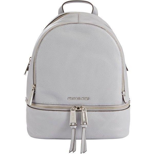 9c1b887664 MICHAEL Michael Kors Rhea Leather Backpack
