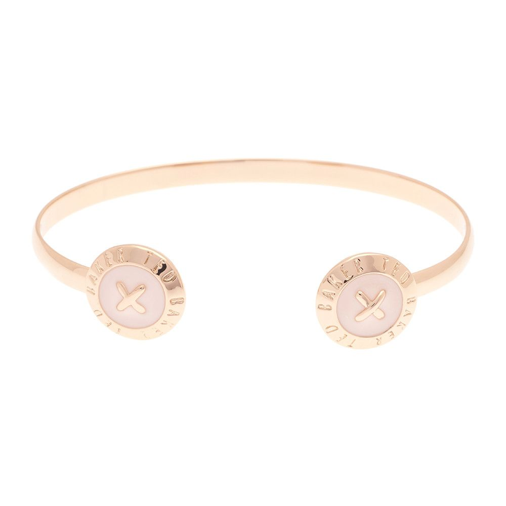 Double Button Cuff #tedbaker #cuff #womensfashion #glifft #valentines #valentinesgift #giftsforher #birthdaygift http://click.linksynergy.com/fs-bin/click?id=4IG1nY5Xfhw&subid=&offerid=309584.1&type=10&tmpid=13761&RD_PARM1=https%3A%2F%2Fus.amara.com%2Fproducts%2Feida-double-button-cuff-rose-gold%3Fcategory%3Dvalentines-gifts