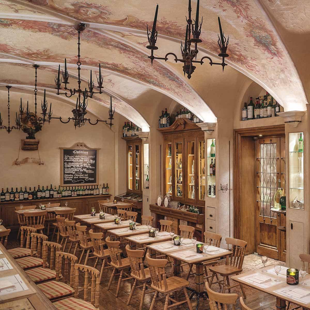 Vinothek By Geisel Weinbar Und Restaurant Im Zentrum München