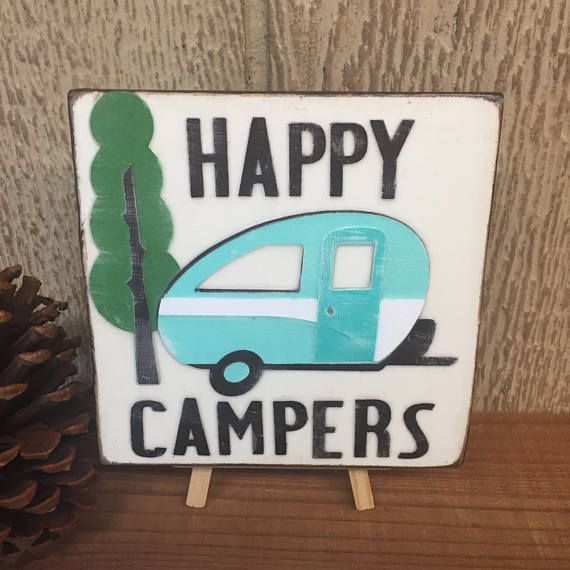 Hung Happy Campers
