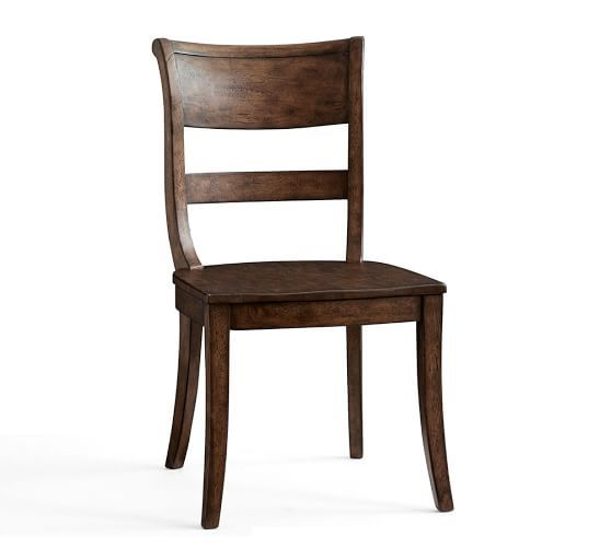 Bradford Dining Chair; Pottery Barn $149 sale | Dining tables ...