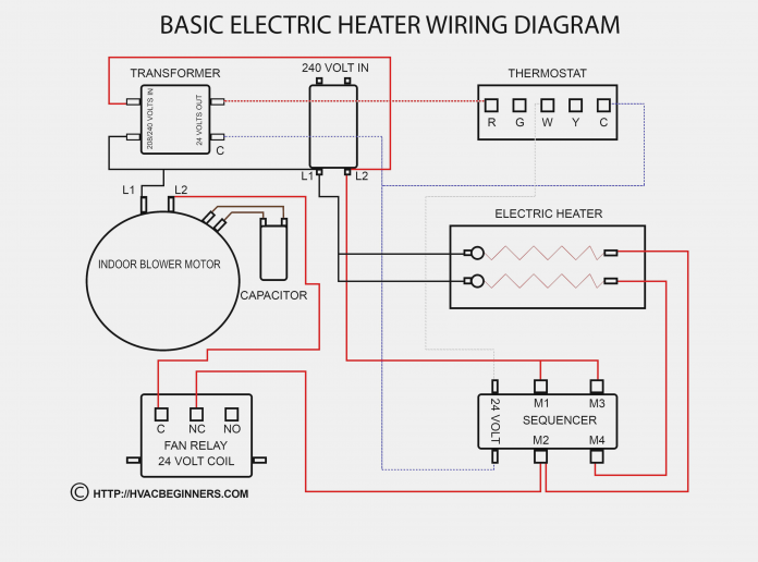 17 Innovative Circuit Diagram Ideas Bacamajalah Basic Electrical Wiring Thermostat Wiring Electrical Wiring Diagram