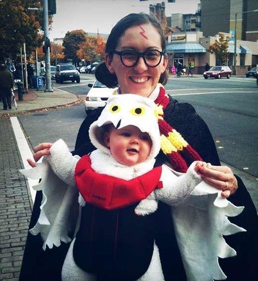 disfraces de halloween para madre e hijo