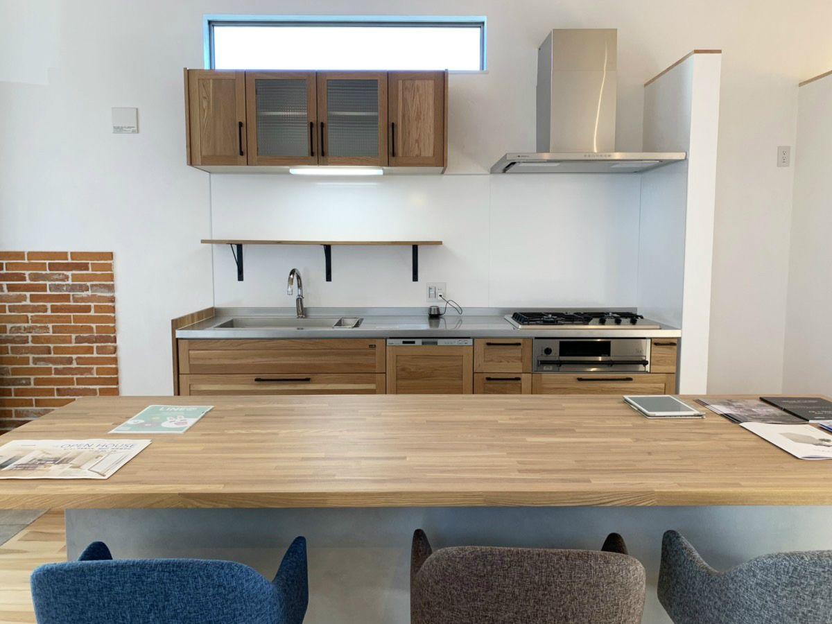 キッチン事例集 321house ミツイハウス の写真集 広島 注文住宅 工務店